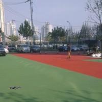 防滑路面,彩色地坪,上海睿龙商家直供