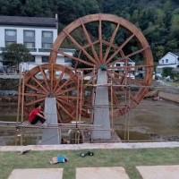江西文青园林古建厂家直销水车