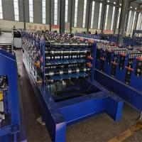兴和直销三层实心轴彩瓦机/840/850/900三层压瓦机