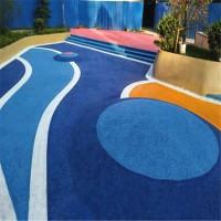 成都市彩色透水混凝土;透水地坪;艺术压花地坪;材料厂家;