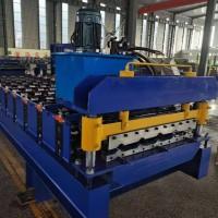 兴和压瓦机厂家现货有售840单板实心轴压瓦机