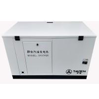 萨登15kw静音汽油发电机现货供应