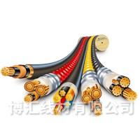 架空线标准铜芯电力电缆 博汇线材