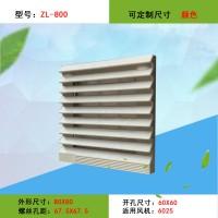 60风扇适用 百叶窗 防尘网 ZL-800 通风 过滤网 组