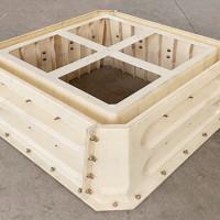 箱体式护坡模具 箱体式护坡模具厂家