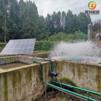 耀创 太阳能污水处理设备 太阳能微动力污水处理一体化设备 户外乡村环境治理 农村污水处理