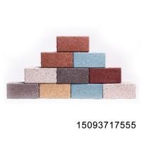 陶瓷透水砖铺装效果图