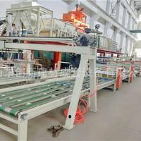 河南集装箱房地板生产线厂家