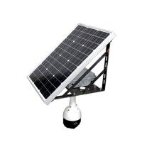架空高压线塔视频监控球是导线综合状态监测球