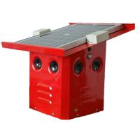 特力康高压线路电子驱鸟器——专业的电力驱鸟产品