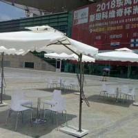 北京全新白色太阳伞租赁 红色太阳伞租赁 侧立伞租赁