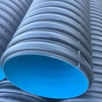 200/300A-HDPE双壁波纹管  污水排污管