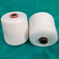 涡流纺45支精梳涤棉纱 T65/C35 45S涡流纺纱