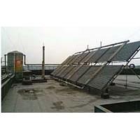 *厂太阳能热水工程