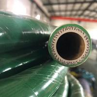 现货红色绿色DN19中频炉无碳胶管耐压10KG绝缘4KV