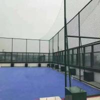 聊城 球场围网 楼顶球场围网 现货